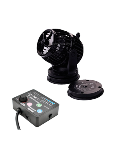 JECOB JEBAO - RW-15 pompe de brassage + contrôleur - 15000l/h