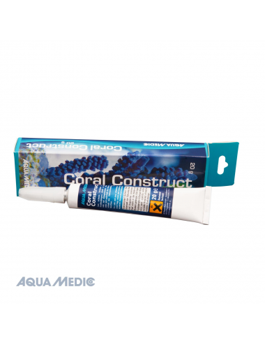 AQUA-MEDIC - Coral Construct 20g - Colle pour coraux