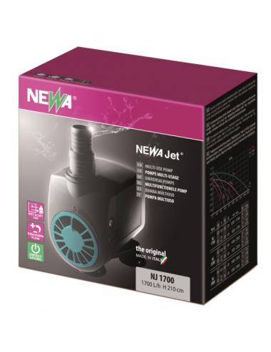 AQUARIUM SYSTEMS - Newa NewJet NJ 1700 - Pompe universelle avec débit réglable