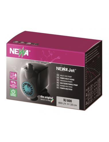 AQUARIUM SYSTEMS - Newa NewJet NJ 800 - Pompe universelle avec débit réglable