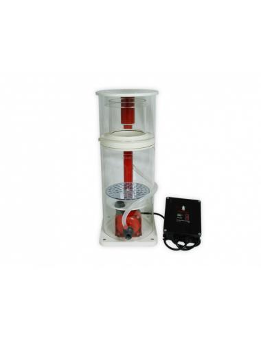 ROYAL EXCLUSIV - Mini Bubble King 200 VS13 avec RD3 Mini Speedy Extra Slim - Écumeur pour aquarium 500 à 1000L