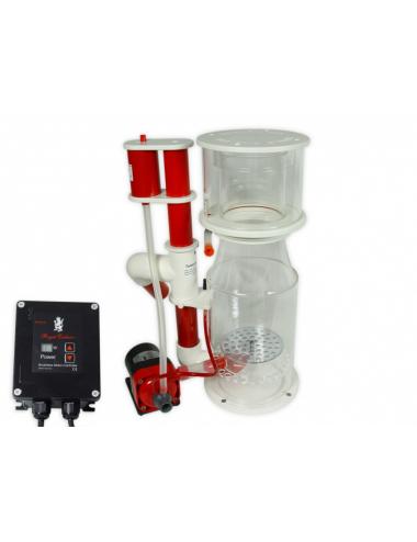 ROYAL EXCLUSIV - Bubble King® DeLuxe 200 internal + RD3 Speedy - Écumeur pour aquarium jusqu'à 1500 litres