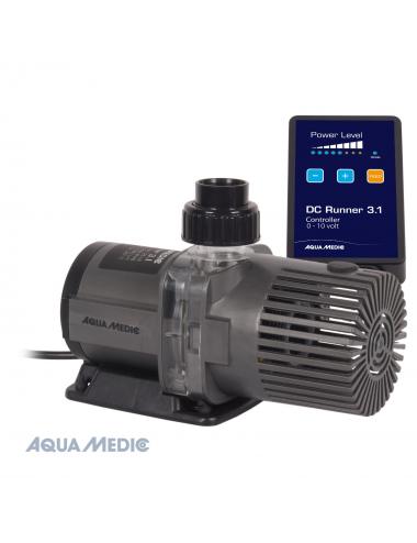AQUA-MEDIC - DC Runner 3.1 - Pompe universelle avec Contrôleur - 3000 L/H