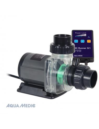 AQUA-MEDIC - DC Runner 5.1 - Pompe universelle avec Contrôleur - 5000 L/H