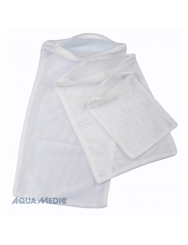 AQUA-MEDIC - filter bag 1 - Lot de 2 sachet de filtration 22 x 15cm