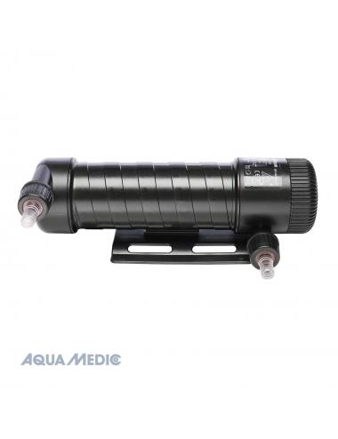 AQUA-MEDIC - Helix Max 18w - Stérilisateur pour aquariums d'eau douce, d'eau de mer et de bassins de jardins