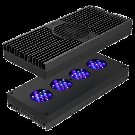AQUA ILLUMINATION - AI Hydra 52 HD Black - 135W - Rampe Leds haute puissance pour aquarium recifal