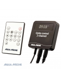AQUA-MEDIC - Télécommande Qube control 0 - 10 V - Télécommande pour rampe Qube