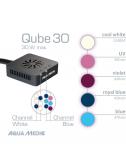 AQUA-MEDIC - Qube 30 - Spot LED pour aquariums d'eau de mer