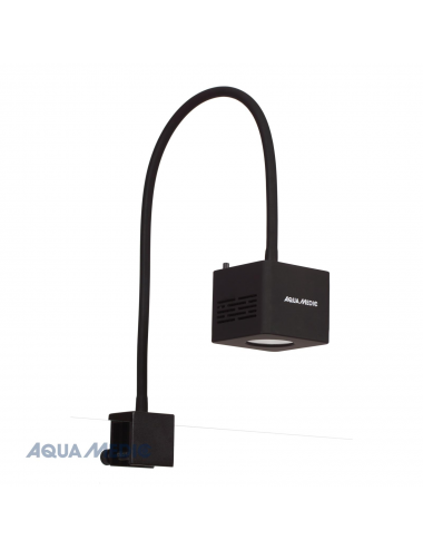 AQUA-MEDIC - Qube 50 - High Power spot LED pour les aquariums d'eau de mer