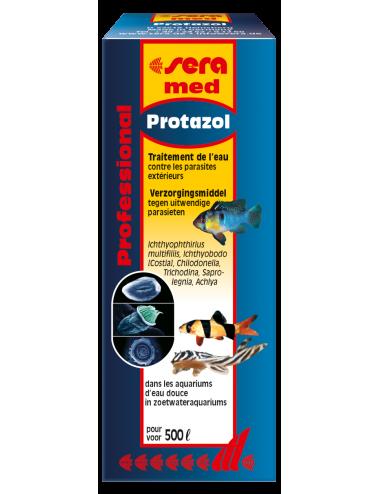 SERA - sera med Professional Protazol - Traitements pour poissons