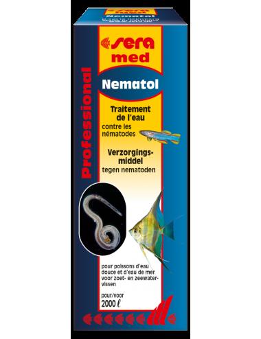 SERA - sera med Professional Nematol - 50ml - Traitements pour poissons