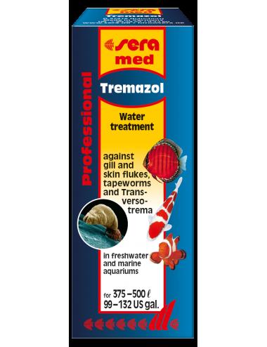 SERA - sera med Professional Tremazol - 25ml - Traitements pour poissons