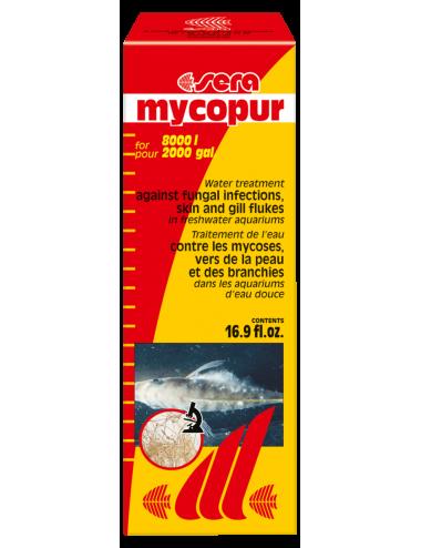 SERA - Mycopur - 500ml - Traitements pour poissons