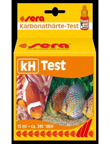 SERA - Test Kh - Pour déterminer facilement la dureté carbonatée