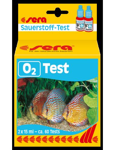 SERA - Test O2  - Analyse de l'oxygène