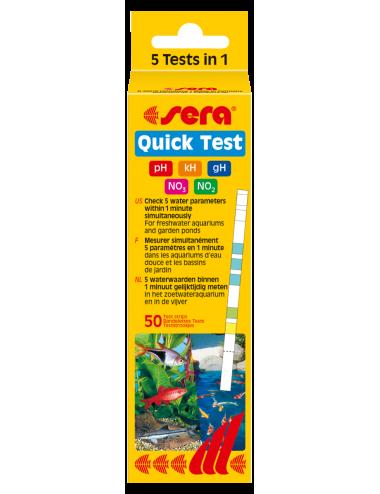 SERA - Quick Test - Bandelette de test rapide