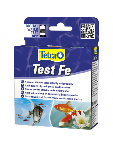 TETRA - Test Fe - Analyse du fer