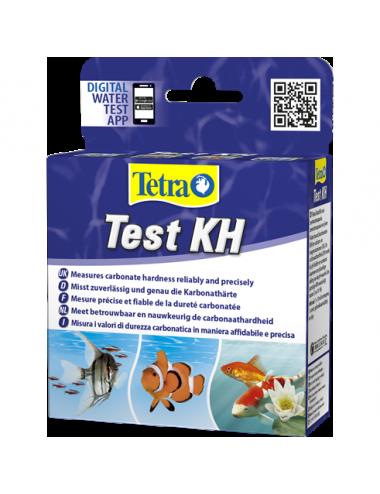 TETRA - Test Kh - Analyse de la dureté carbonaté
