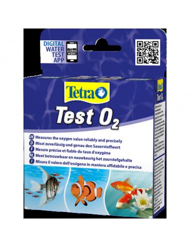 TETRA - Test O2 - Analyse de l'oxygène
