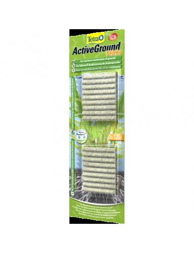 TETRA - ActiveGround Sticks - 2 x 9 pcs - Fertilisant pour sol d'aquarium