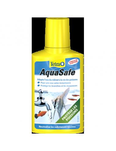 TETRA - AquaSafe - 100ml - Conditionneur d'eau