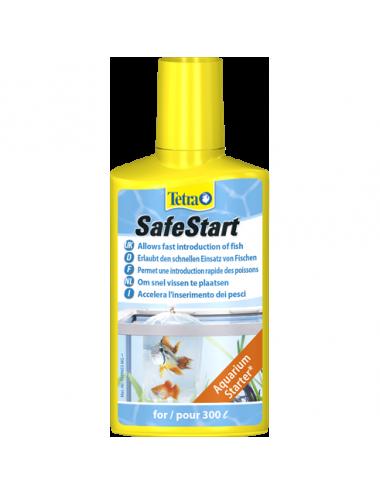 TETRA - SafeStart - 250ml - Conditionneur d'eau bactérien