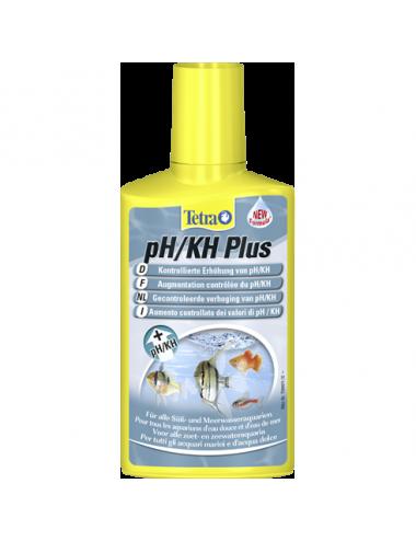 TETRA - pH/KH Plus - 250ml - Augmentation du pH et Kh de l'eau