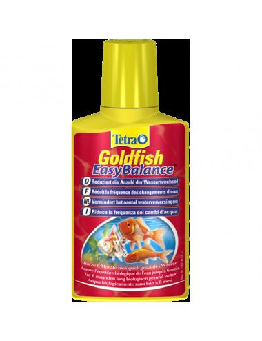 TETRA - Goldfish EasyBalance - 100ml - Conditionneur d'eau pour poissons rouges
