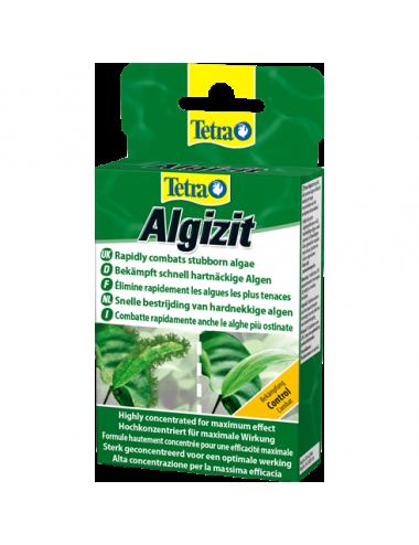 TETRA - Algizit - 10 tablettes - Anti-algues pour aquarium