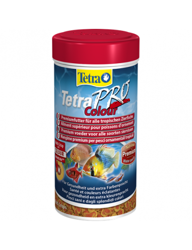 TETRA - Pro Colour - 100ml - Aliment supérieur pour poissons