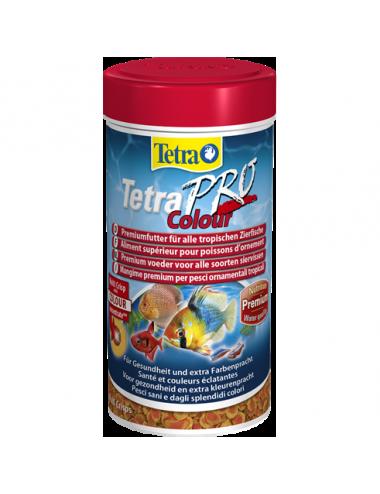 TETRA - Pro Colour - 250ml - Aliment supérieur pour poissons