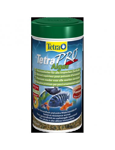 TETRA - Pro Algae - 250ml - Aliment supérieur pour poissons herbivores