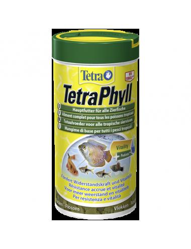 TETRA - TetraPhyll - 1l - Aliment complet pour poissons herbivores
