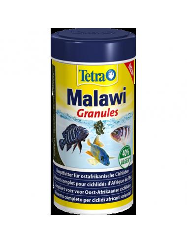 TETRA - Malawi Granules - 250ml - Aliment pour cichlidés herbivores