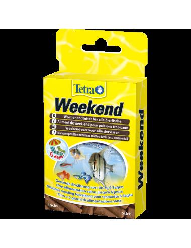 TETRA - Weekend - 20 pcs - Aliment complet pour week-end et courtes vacances