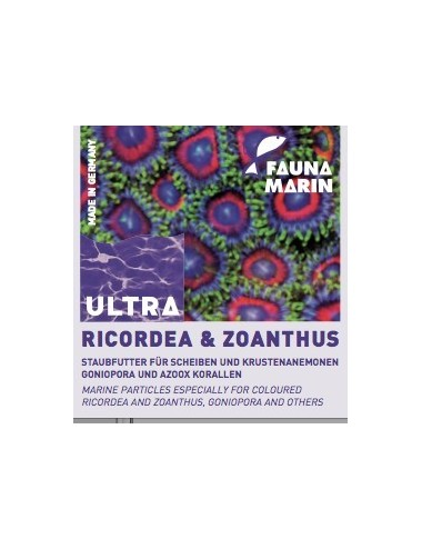 FAUNA MARIN Ricordea & Zoanthus food 100ml