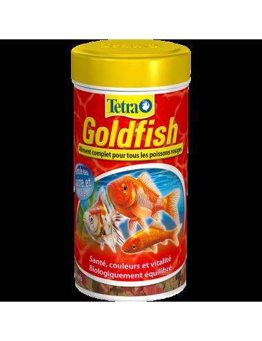 TETRA - Goldfish - 250ml - Aliment complet pour poissons rouges