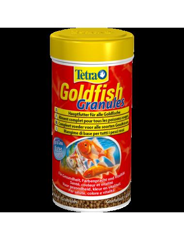 TETRA - Goldfish Granules - 250ml - Aliment en granulés pour poissons rouges