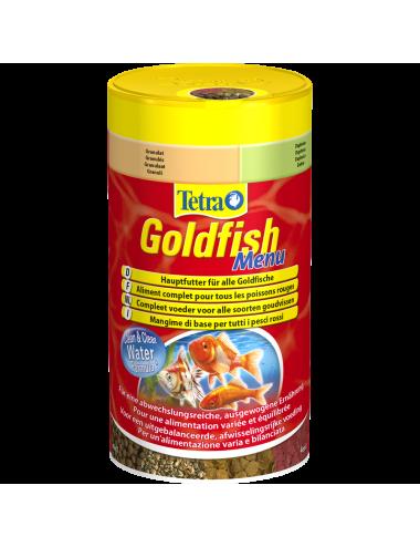 TETRA - Goldfish Menu - 250ml - Aliment variés pour poissons rouges