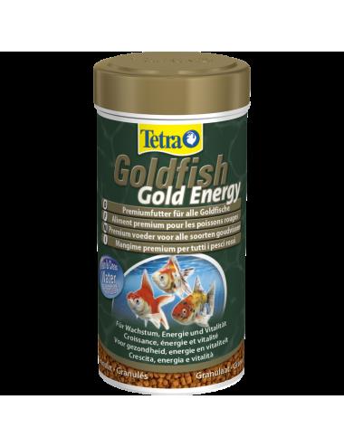 TETRA - Goldfish Gold Energy - 250ml - Aliment riche pour poissons rouges