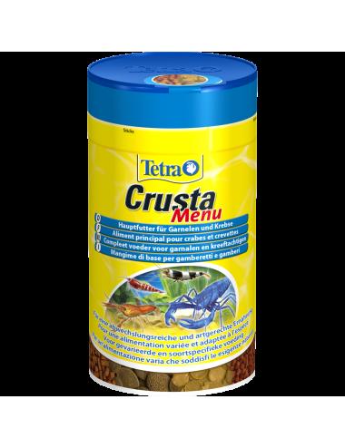 TETRA - TetraCrusta Menu - 100ml - Aliment varié pour les crustacés.