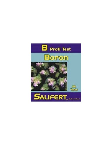 SALIFERT test Bore