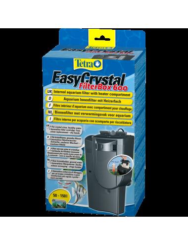 TETRA - EasyCrystal 600 - Filtre pour aquarium de 50 à 150 litres