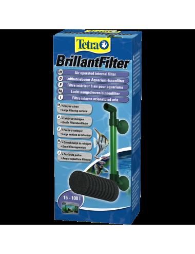 TETRA - Brillant Filter - Filtration idéale pour les bacs de reproduction.