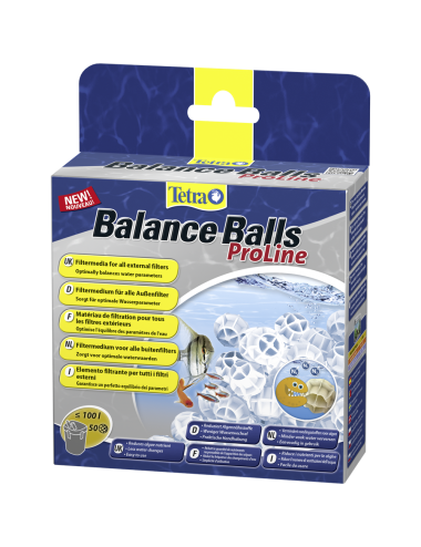 TETRA - BalanceBalls ProLine - 880ml - masses filtrante pour filtre externe
