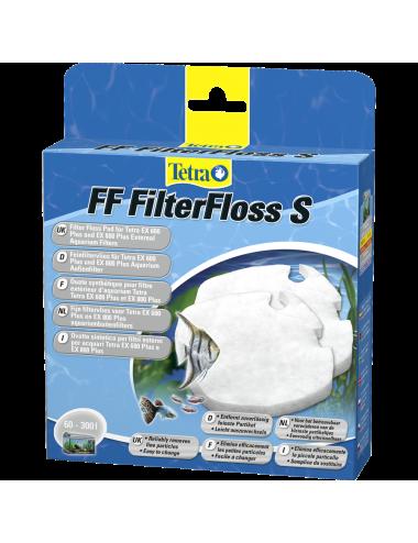 TETRA - FF FilterFloss S - Ouate Synthétique pour filtres tetra EX 600 et EX 700.