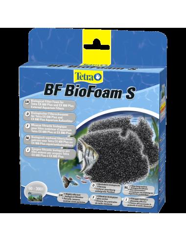 TETRA - BF BioFoam S - Mousse filtrante biologique pour les filtres Tetra EX 600 et EX 700.