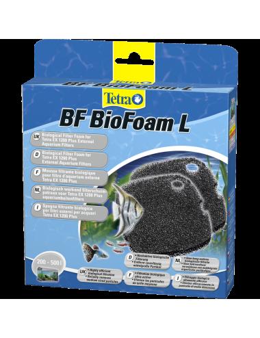 TETRA - BF BioFoam L - Mousse filtrante biologique pour les filtres Tetra EX 1200