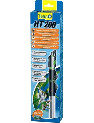 TETRA - HT 200 - Chauffage pour aquarium jusqu'à 200 litres.